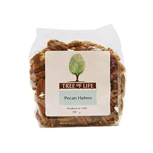 Tree of Life Pecan Halves 250g - Pack of 2