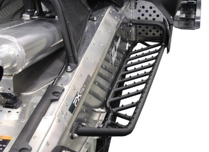 Skinz Protective Gear Airframe Running Board - Black SAFRB100-FBK by Skinz Protective Gear