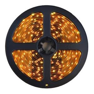 16.4ft/5m Flexible LED Light Strips, 300 Units SMD 3528 LEDs, 12V DC Flexible LED Strip Lights, waterproof, Lighting Strips, LED Tape, for Gardens/Homes/Kitchen/Cars/Bar (Warm White)