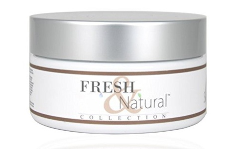 Fresh & Natural Skin Care Shea and Cocoa Body Butter, Coconut Vanilla, 8 Ounce by Fresh & Natural Skin Care