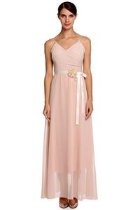LI'L BLACK DRESS Formal Full Length Chiffon Dress
