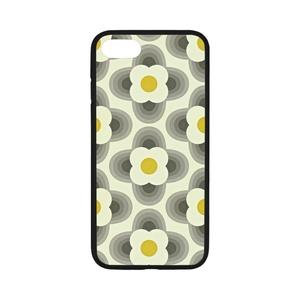 DreamOffice Custom Hard Protect Case Back Cover Bumper Lightweight for iPhone 7,Multi Stem Orla Kiely Art iPhone 7 4.7