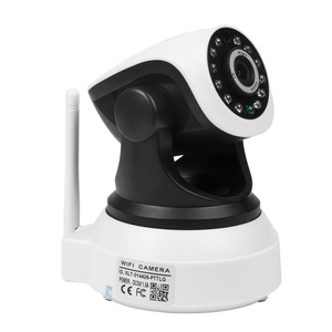 Wireless WiFi 720P HD Pan Tilt IP Camera,IP/Network Surveillance,Day/Night Vision,2 Way Audio,SD Card Slot,Motion Detection & Alerts,Alarm,Mobile Android/iOS/iPhone/iPad/Tablet