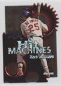 Mark McGwire (Baseball Card) 2000 Skybox Metal - Hit Machines #2 H