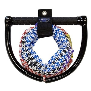 RAVE 4-Section Pro Ski Rope by Rave