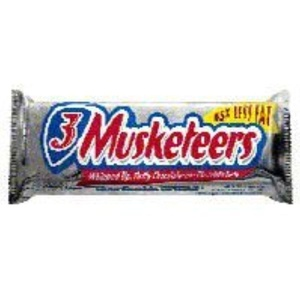 3 Musketeers Chocolate Candy Bar Singles, 36-Count by 3 Musketeers
