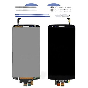 Grade A+ OEM Full Panel Lcd Display Screen Touch Digitizer Assembly Cell Phone Replacements Parts for LG Optimus G2 D802