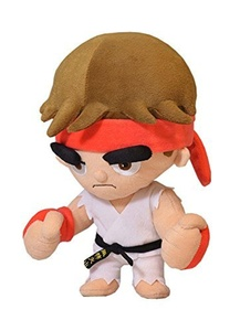 Street Fighter Plush Figure Ryu 30 cm by Street Fighter