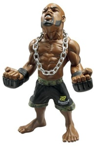 Round 5 MMA UFC Quinton Rampage Jackson 6-inch Tall Action Figure by Round 5