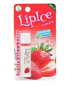 Lipice Lip Balm Fruity Strawberry