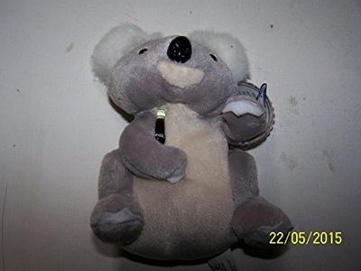 Quala the Koala (Australia) Bean Bag 6 by Coca-Cola