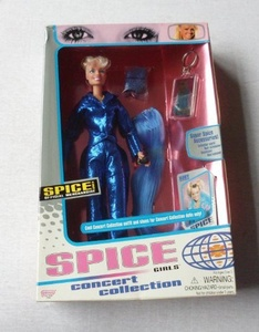 Spice Girls Concert Collection - Baby Spice / Emma Bunton Doll by Spice Girls