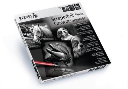 Reeves Scraperfoil Gift Set by Reeves
