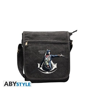 Assassins Creed Unity Crest Messenger Bag (White) by Assassin's Creed