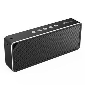 Honstek K7 Bluetooth Wireless Portable Speaker with Stereo HD Sound and Enhanced Bass(Black)