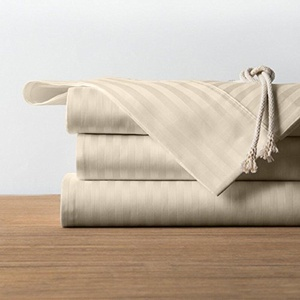 1800 Count 4 Piece Soft Wrinkle Free Deep Pocket Bed Sheet Set Ivory/Full