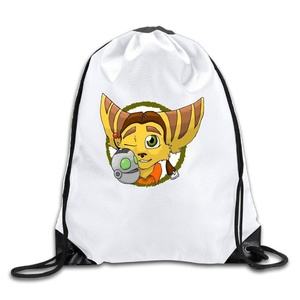 Logon 8 Ratchet & Clank6 Comfortable Travel Backpack One Size