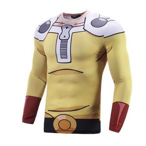 Pokemon Go Warmer Soft Cotton Blend 3D Print T Shirt Sport Corset Cycling Jersey