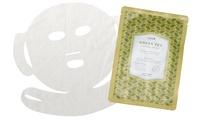 Facial+ Firm & Lift Facial Mask GREEN TEA Energizes & Detoxifies: for all/combination skin