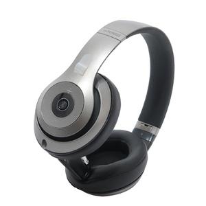 Studio 2.0 new Bluetooth Wireless Over-Ear Noise Canceling Headphones, Silver