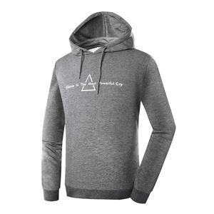 Ynport Mens Pullover Hoodie Long Sleeve Active Outwear Blended Adult Sweatshirts