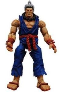 Street Fighter IV Survival Mode Series 2 Akuma Alternate Costume 7 Action Figure by Street Fighter IV