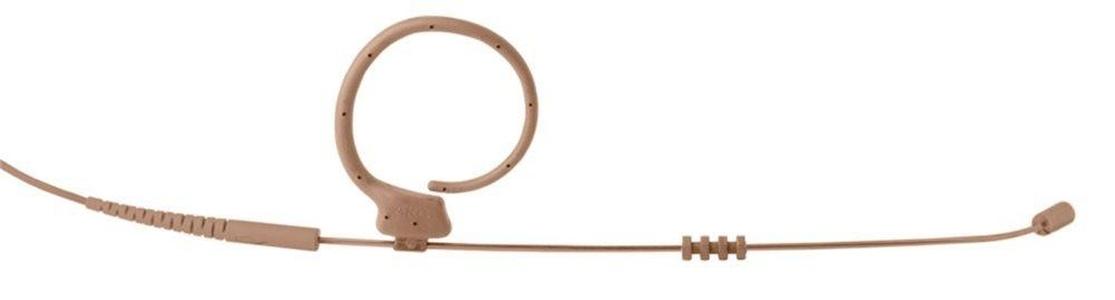 AKG EC82MD Beige Microlite Earhook Headset Microphone - New