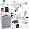 DJI Phantom 4 Quadcopter Virtual Reality Experience VR Ultimate Bundle