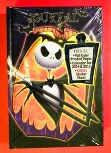 Tim Burton's Nightmare Before Christmas Journal Diary- Hardback by Tim Burton's - The Nightmare Before Christmas