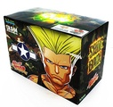 Street Fighter T.N.C-04 Lights & Sound Figure: Boom Guile by Big Boys Toys