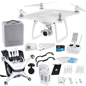 DJI Phantom 4 Quadcopter Essentials Travel Bundle