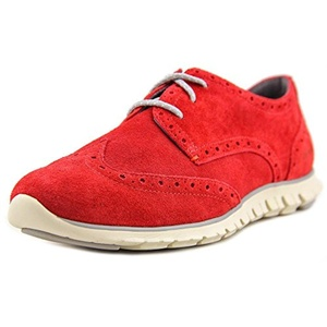 Cole Haan Zerogrand DCWG S OII Round Toe Suede Sneakers