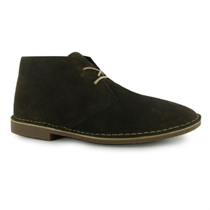 Mens Kangol Desert Boot Shoes Brown (UK 11 / US 12)