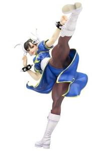 Street Fighter Chun-Li Bishoujo Statue by Street Fighter
