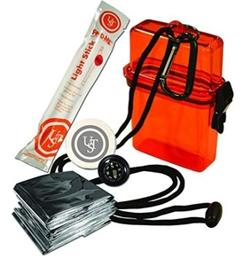 UST Watertight Survival Kit 1.0 by Ultimate Survival Technologies