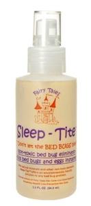 Sleep-Tite Bed Bug Spray 3oz by Fairy Tales Hair Care
