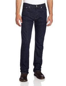 Men's MJ498 Slim Fit Straight Leg Denim Jeans - Vintage - 38x32