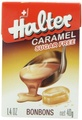 Halter Sugar Free Candy, Caramel, 1.4-Ounce Boxes (Pack of 8) by Halter