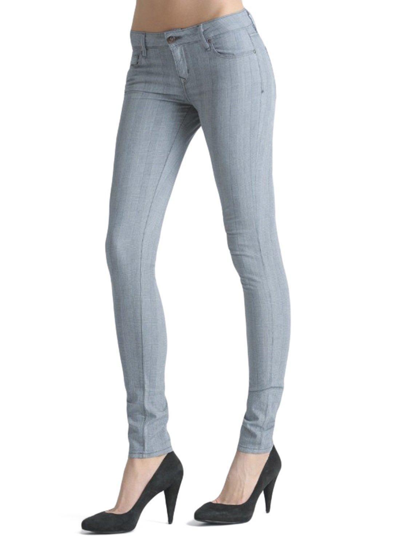 Raven Denim Remy 5pkt skinny Jean (W106) (24, ves chk)