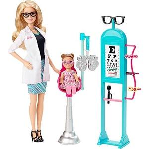 Barbie Careers Play Set, Eye Doctor