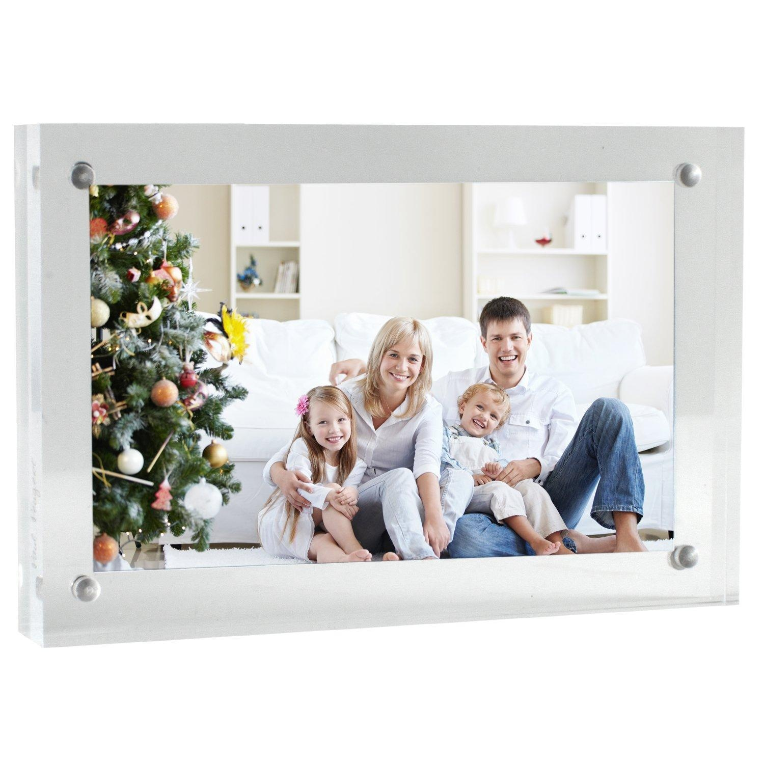 Online Store Paul Peugeot Clear Acrylic Picture Frames
