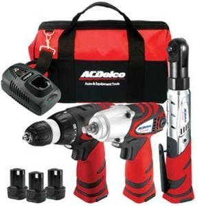 AC Delco 12volt Combo Kit ARZ12CSP3 by ACDelco