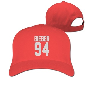 Bieber 94 Varsity Birth Year Flat Snapback Hat