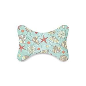 Fashion Custom beach Bone Shape Car Seat Neck Rest Custom Car Neck Pillow/Cushion Head Support Neck Support Pillow