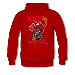 100 Animal For men Printed Sweatshirt Pullover Hoody