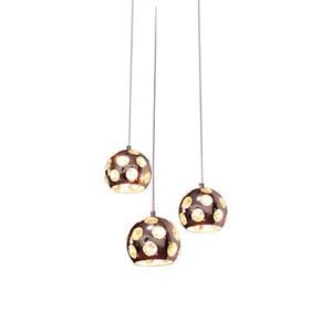 Pendant Lights Crystal Modern/3 Light/Contemporary Living Room/Dining Room/Study Room/Office Metal , 110-120V