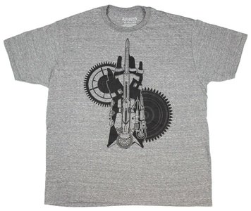 Assassin's Creed Syndicate Assassin Gauntlet T-Shirt (Small)