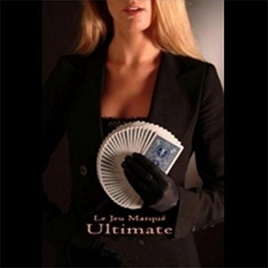 Ultimate Marked Deck (RED Back Bicycle Cards) - Trick by Bicycle