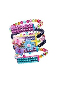 Licensed 2 Play Click-eez Butterfly Collection Series 1 Bracelet by Licensed 2 Play