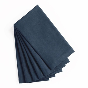 Dark Indigo Blue Buffet Napkins